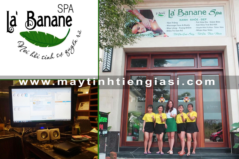 Máy tính tiền giá rẻ cho spa tại Gò Vấp