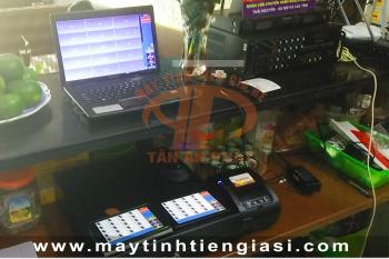 Máy tính tiền quán cafe giá rẻ tại Bắc Kạn