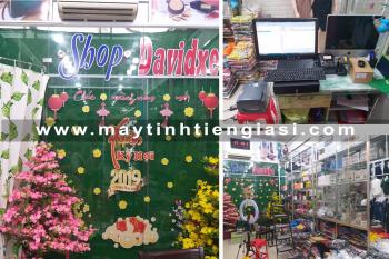 Máy tính tiền cho shop quần áo thời trang giá rẻ tại Trà Vinh