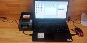 Máy tính tiền cho quán cafe giá rẻ tại Đà Nẵng
