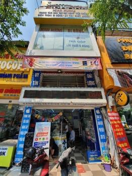 Máy tính tiền shop phụ kiện điện thoại giá rẻ tại Hà Nội