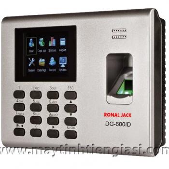 MÁY CHẤM CÔNG RONALD JACK DG-600ID