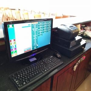 Máy tính tiền khách sạn giá rẻ