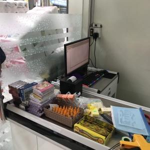 Máy tính tiền tiệm tạp hóa giá rẻ