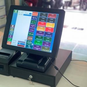 Máy tính tiền cảm ứng I5