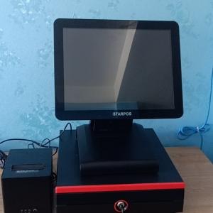 Thanh lý máy tính tiền cảm ứng cho quán nhậu giá rẻ
