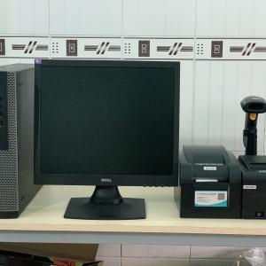 Thanh lý máy tính tiền cho tạp hoá, shop, siêu thị mini