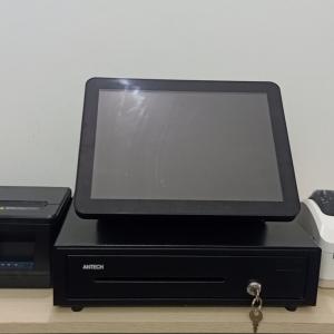 Thanh lý máy tính tiền cảm ứng cho shop